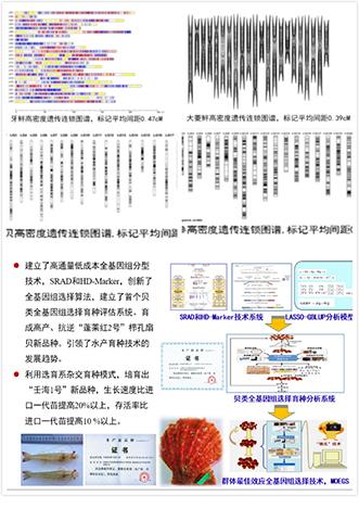 遗传连锁图谱_青岛海洋科学与技术试点国家实验室